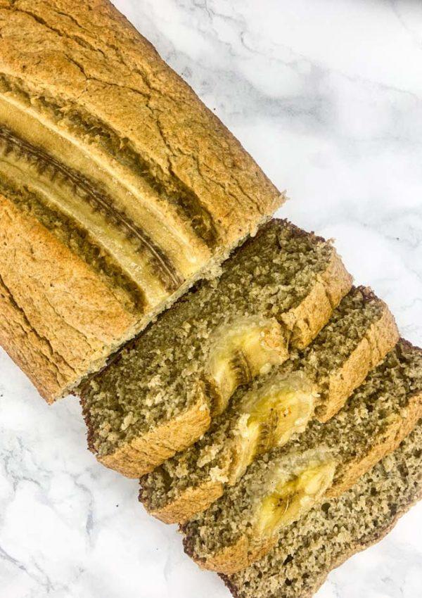 Gluten-Free, Dairy-Free Banana Bread